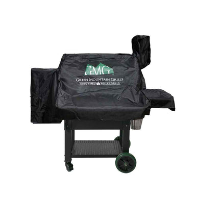 Green Mountain Grills Daniel Boone Prime WiFi Grill Cover (Short) GMG-3003 - Bourlier's Barbecue and Fireplace