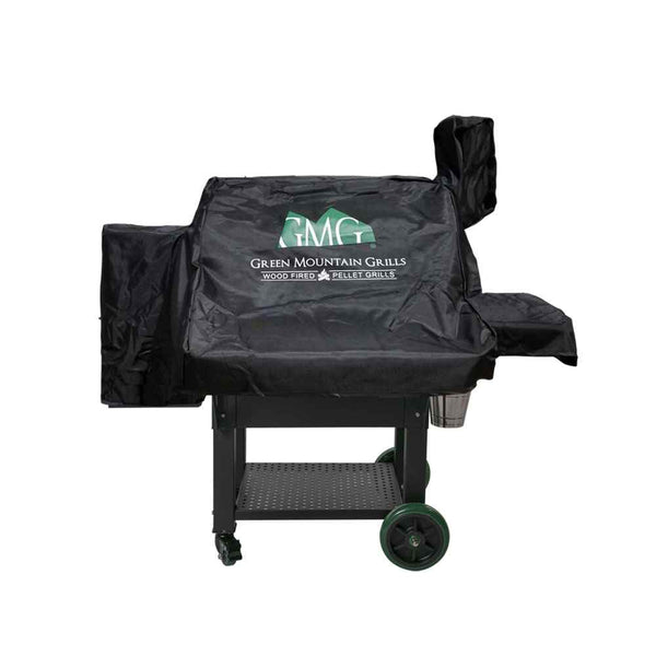 Green Mountain Grills Daniel Boone Prime WiFi Grill Cover (Short) GMG-3003