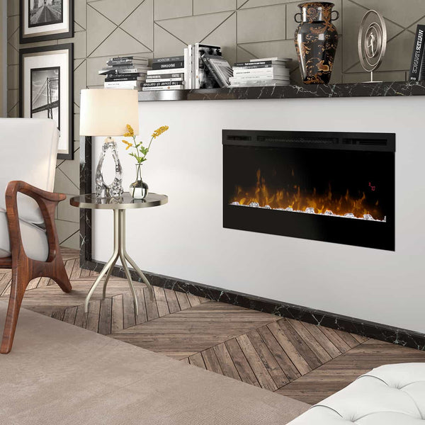 "Dimplex Prism® Series 34"" Linear Electric Fireplace (BLF3451)"