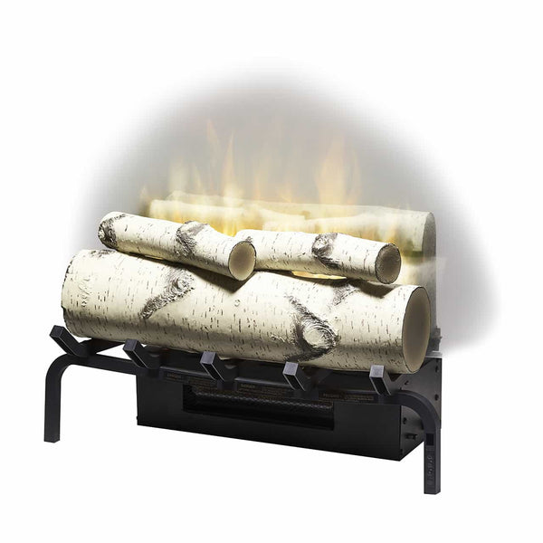 "Dimplex Revillusion® 20"" Plug-In Electric Birch Log Set (RLG20BR)"