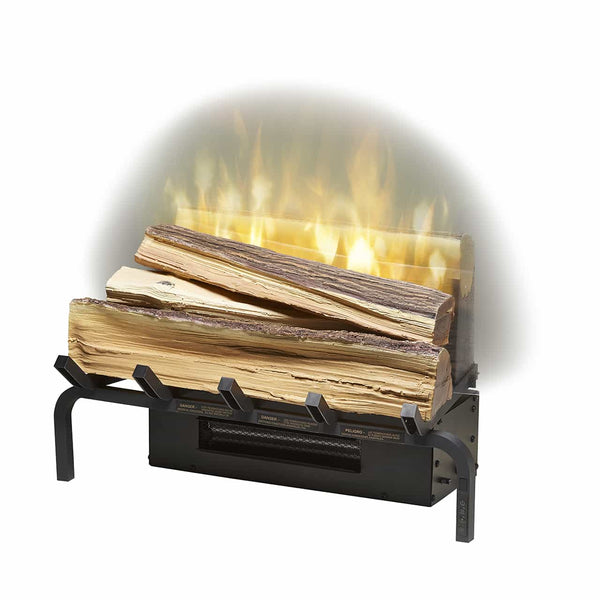 "Dimplex Revillusion® 20"" Plug-In Electric Fresh Cut Log Set (RLG20FC)"