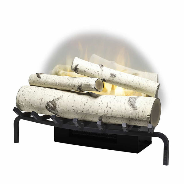 "Dimplex Revillusion® 25"" Plug-in Electric Birch Log Set (RLG25BR)"
