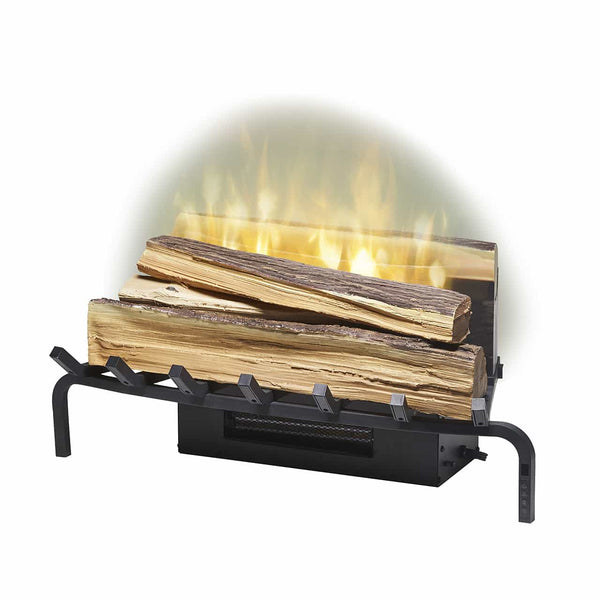 "Dimplex Revillusion® 25"" Plug-in Electric Fresh Cut Log Set (RLG25FC)"