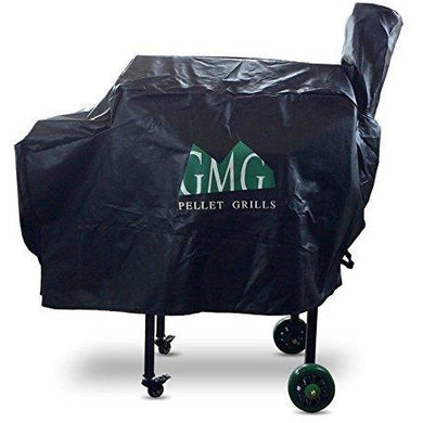 Green Mountain Grills GMG-3001 Daniel Boone Grill Cover - No Fixed Front Shelf - Bourlier's Barbecue and Fireplace