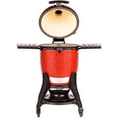 Kamado Joe Classic III on a Cart KJ23RHCI-A - Bourlier's Barbecue and Fireplace