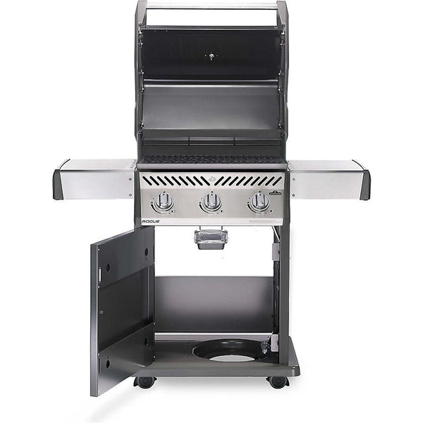 Napoleon Rogue 425 Special Edition Propane Gas Freestanding Grill R425PSS - Bourlier's Barbecue and Fireplace