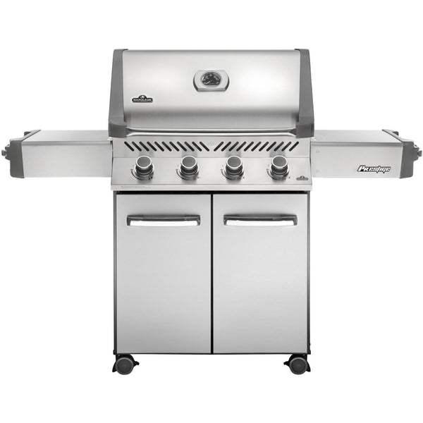 Napoleon Grills Prestige® 500 Natural Gas Grill, Stainless Steel No Color Lights (LIMITED STOCK) - Bourlier's Barbecue and Fireplace