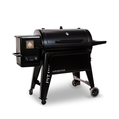PIT BOSS NAVIGATOR 1150 WOOD PELLET GRILL - Bourlier's Barbecue and Fireplace
