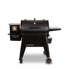 PIT BOSS NAVIGATOR 850 WOOD PELLET GRILL - Bourlier's Barbecue and Fireplace