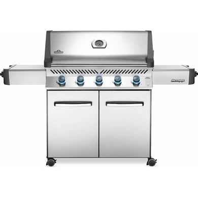 Napoleon Grills Prestige® 665 Propane Gas Grill, Stainless Steel