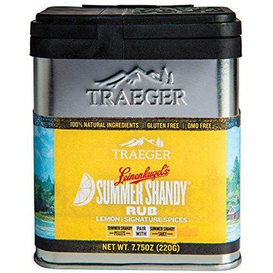 Traeger Grills Leinenkugel's Summer Shandy Inspired Rub 6.75 oz SPC181 - Bourlier's Barbecue and Fireplace