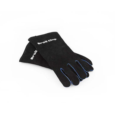 Broil King 60528 Leather Grill Mitts (2 pc)