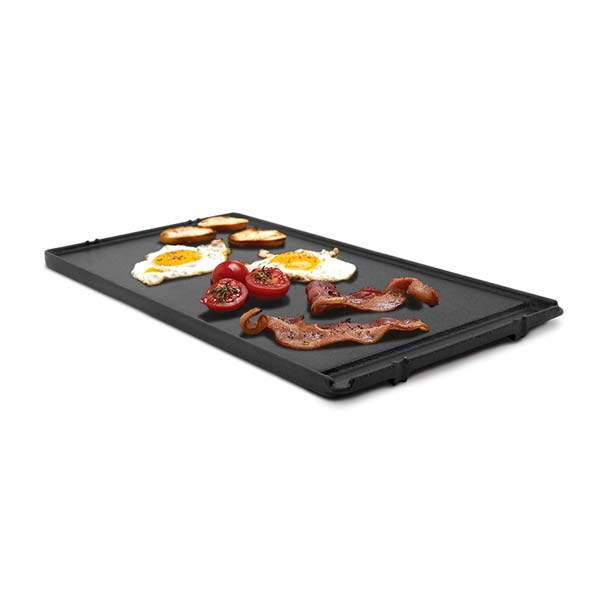 "Broil King 11220 Exact Fit Cast Iron Griddle for Sovereign 17.1"" x 8.29"""