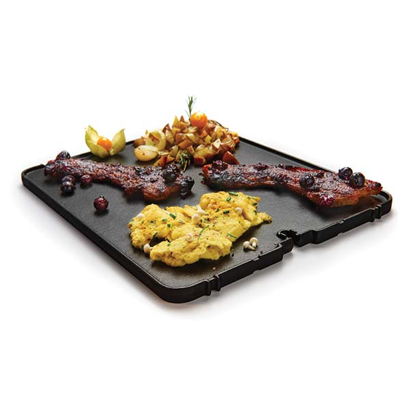 "Broil King 11237 Exact Fit Cast Iron Griddle for Porta-Chef™ 320 13.15"" x 10.42"""