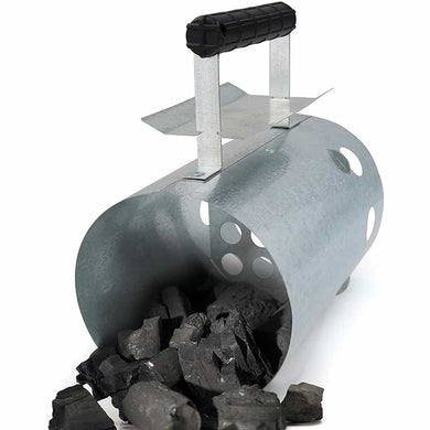 GrillPro 39470 Chimney Charcoal Starter - Bourlier's Barbecue and Fireplace