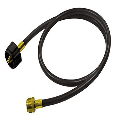 GrillPro 80004 4 Foot LP Propane Hose Adapter