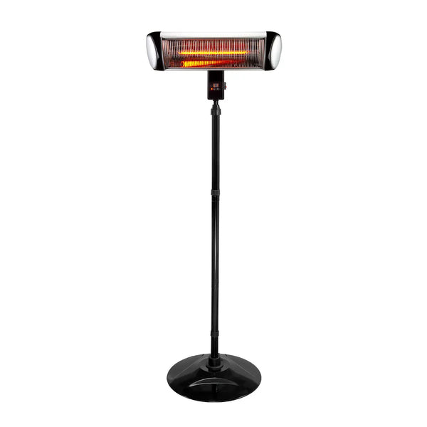 GreenTech 1500-Watt Carbon Fiber Infrared Technology Outdoor Portable Heater