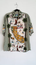 Load image into Gallery viewer, Vintage California Button Up