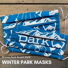 Load image into Gallery viewer, Winter Park Reusable Masks w/ filter pocket