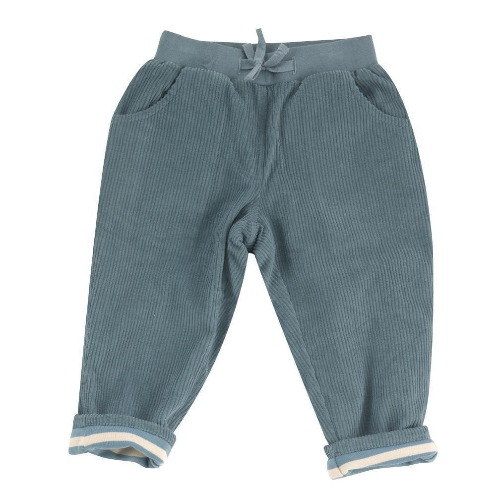 Pantaloni in cotone invernale Merlin - Pigeon