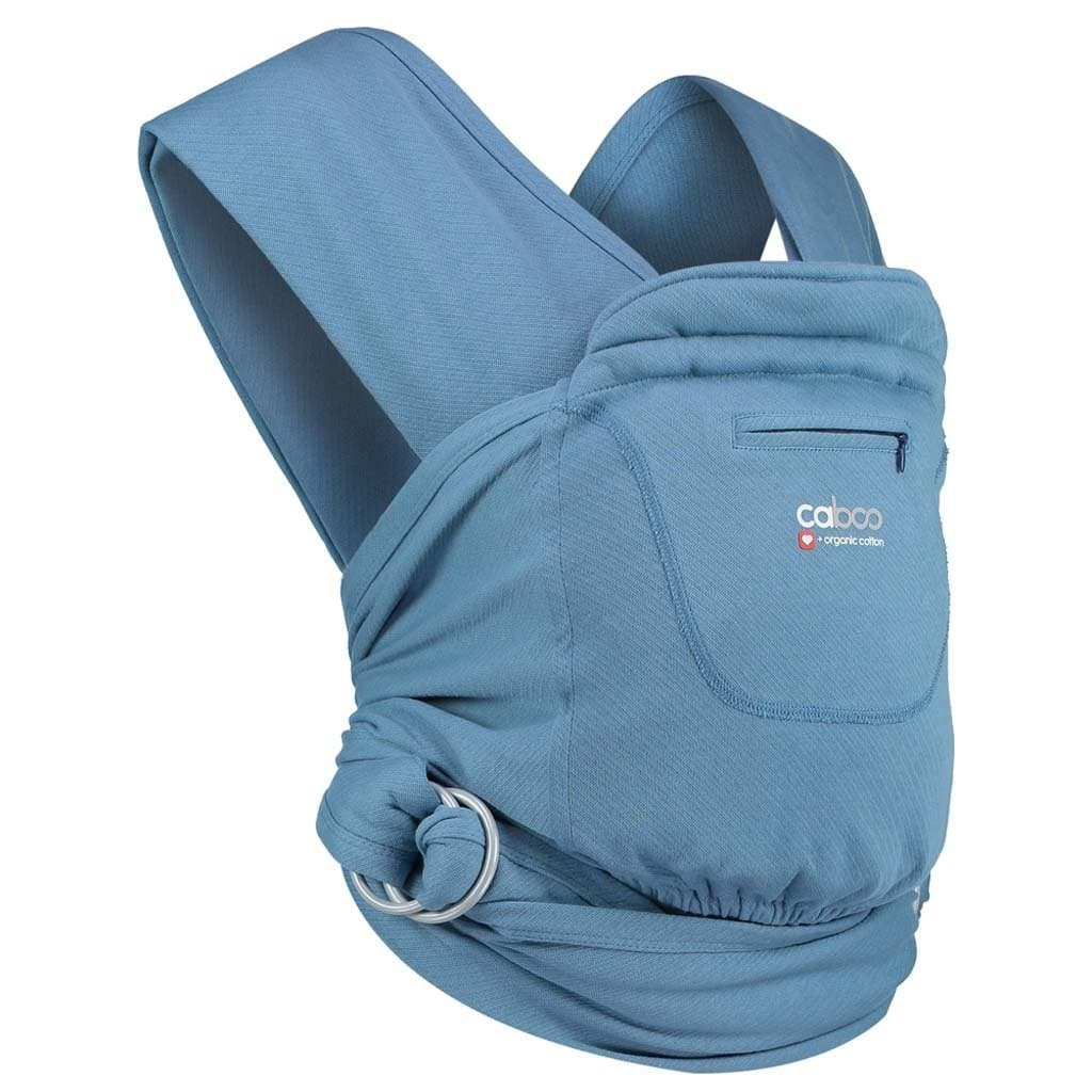 Caboo - Close Baby Carrier Porcelain Organic