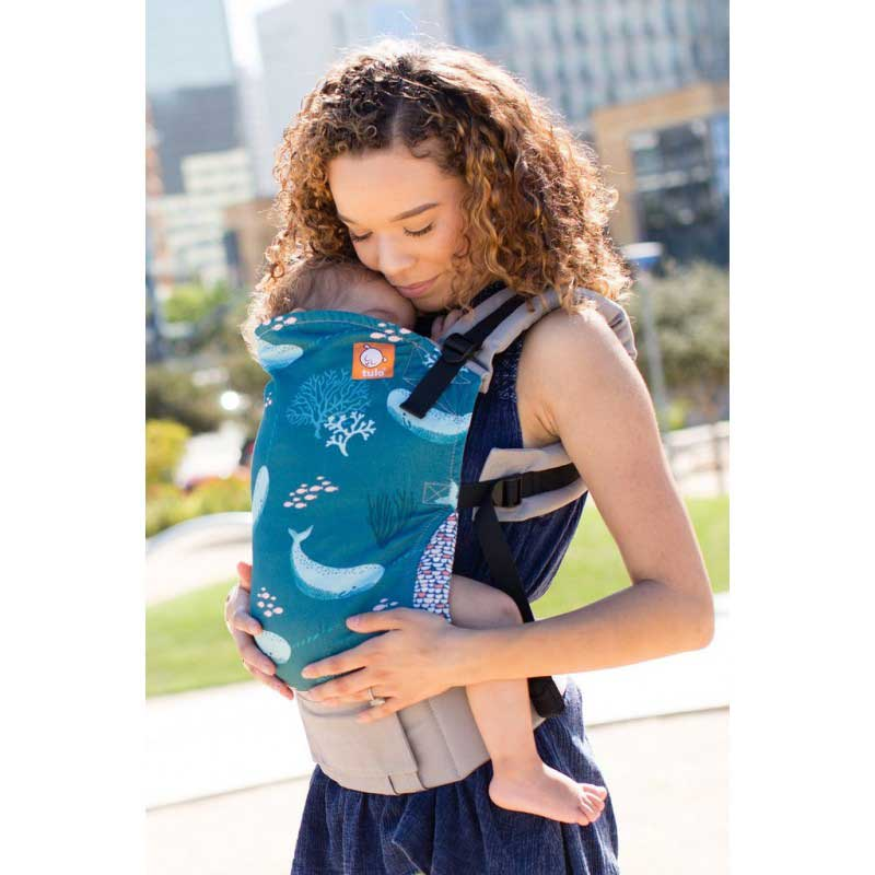 Narwhal - Tula Ergonomic Baby Carrier - Tabata Shop