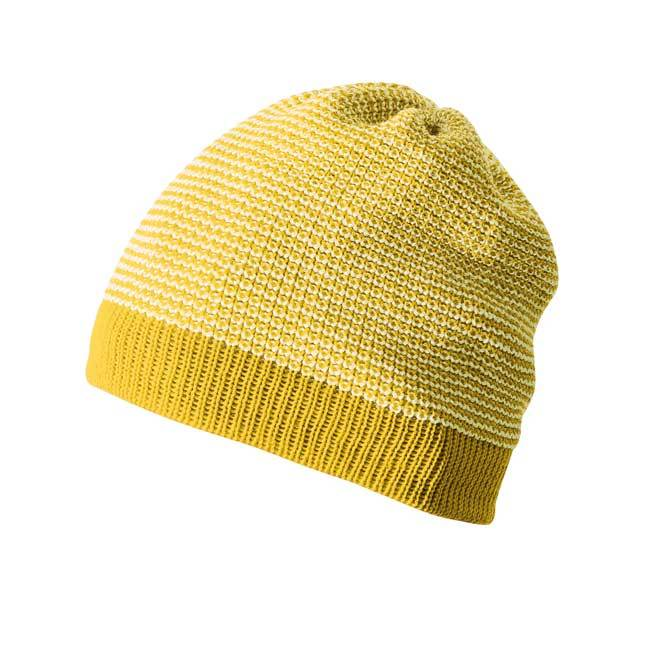 Cappello in lana tessuta Beanie - Disana - Tabata Shop