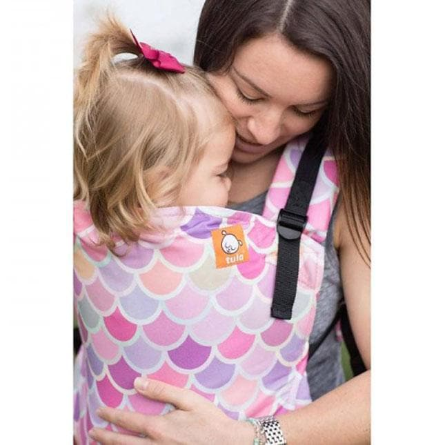 SYRENA SEA - TODDLER Tula Ergonomic Baby Carrier - Tabata Shop