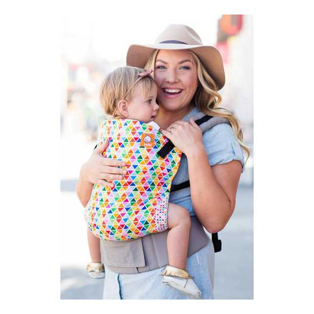 Confetti POP - TODDLER Tula Ergonomic Baby Carrier - Tabata Shop