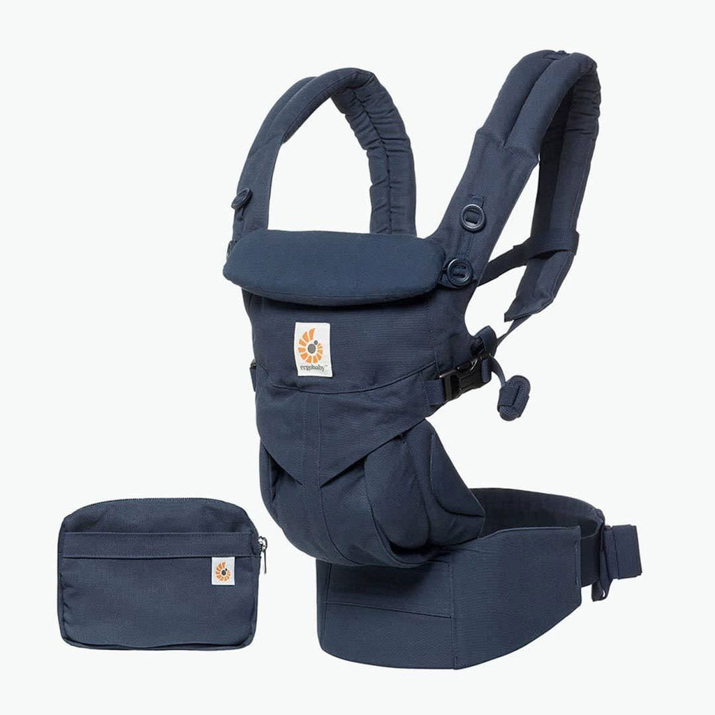 Marsupio Ergobaby Omni 360 Carrier - Midnight Blue - Tabata Shop