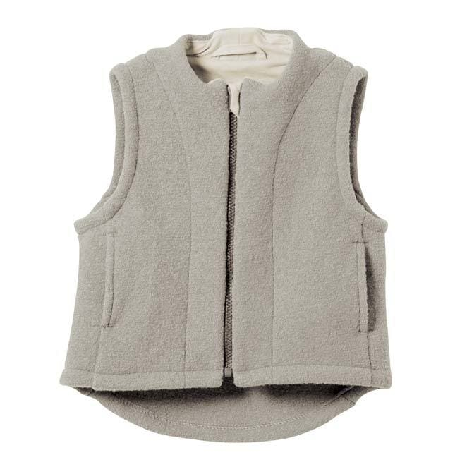 Gilet lana cotta - Disana - Tabata Shop