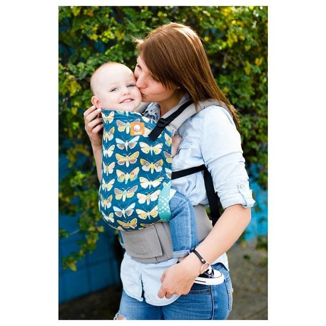 Gossamer - Tula Ergonomic Baby Carrier - Tabata Shop