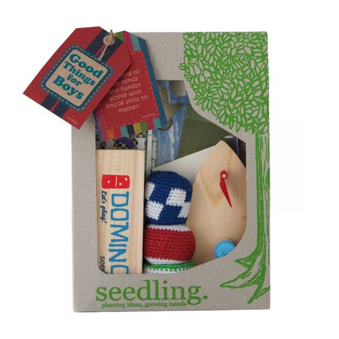 Kit per Ragazzi - Seedling - Tabata Shop