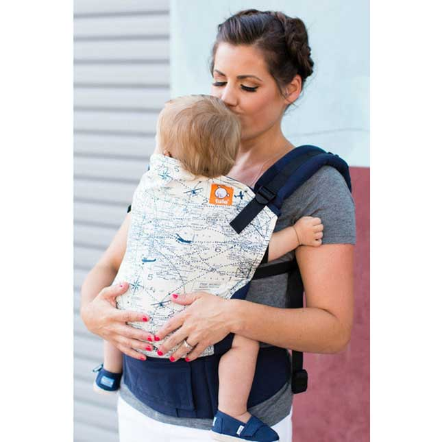 Navigator - Tula Ergonomic Baby Carrier - Tabata Shop