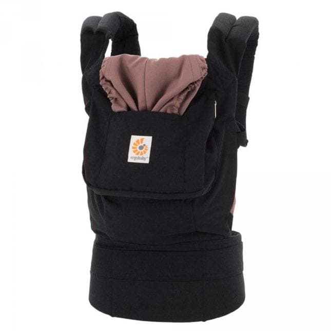 Marsupio ErgoBaby - Earth Black - Tabata Shop