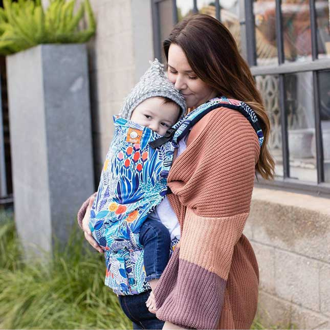 MISTYC MEADOW - TODDLER Tula Ergonomic Baby Carrier - Tabata Shop