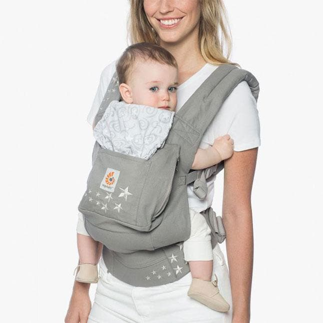 Marsupio ErgoBaby 2018 - Galaxy Grey - Tabata Shop