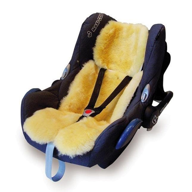Pelle di agnello sagomata Little King - Kaiserbaby - Tabata Shop