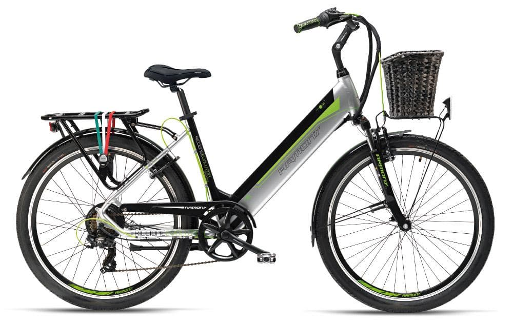 Riccione EVO Electric Bike - Armony Bikes - Tabata Shop