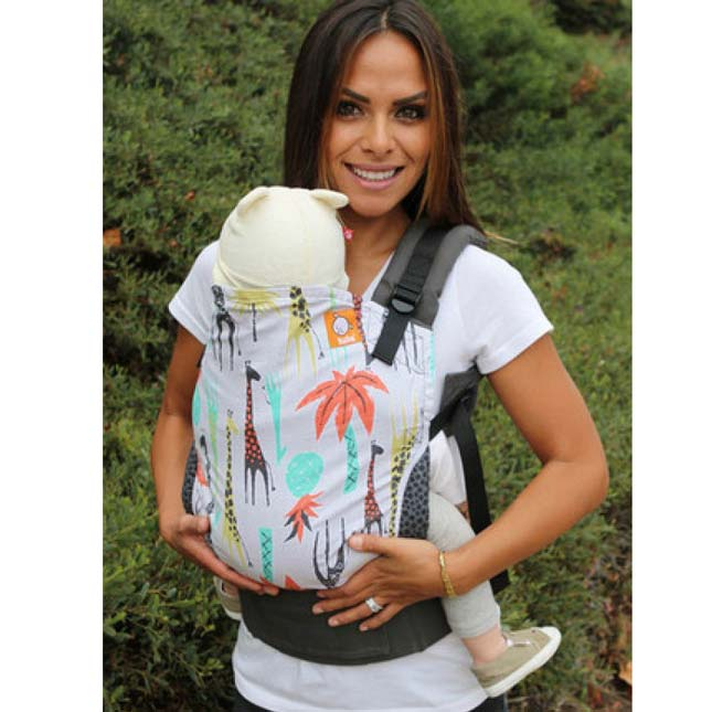 Tropical Tower - Tula Ergonomic Baby Carrier - Tabata Shop
