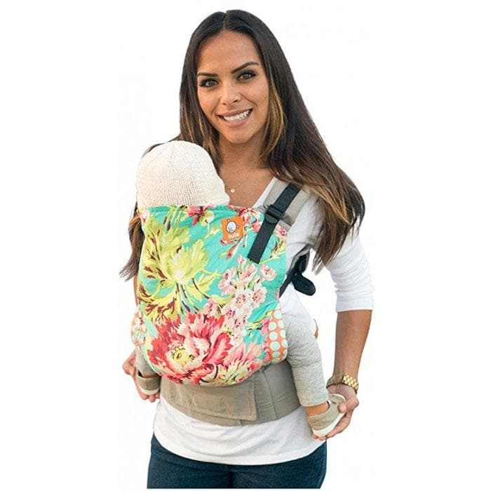 Bliss Bouquet - Toddler Tula Ergonomic Baby Carrier - Tabata Shop