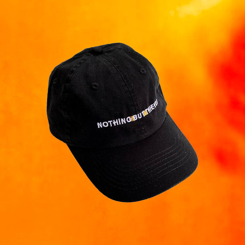 BROKEN MACHINE LOGO DAD CAP
