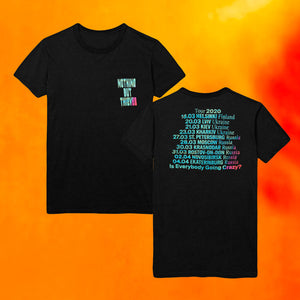 March 2020 Tour Tee