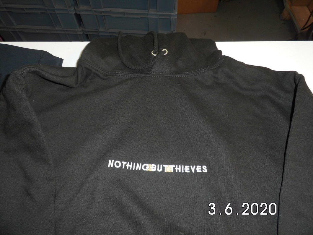 Nothing But Thieves Logo Hoodie