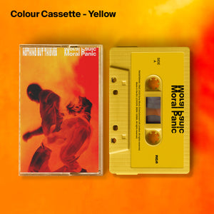 Moral Panic Colour Cassette (Yellow)