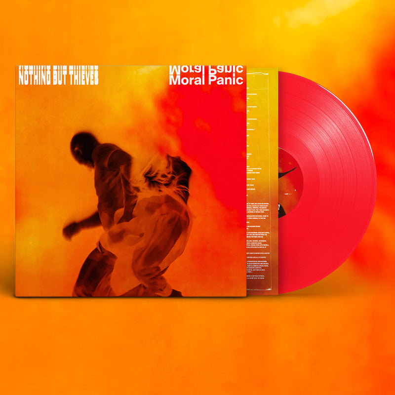 Moral Panic Translucent Red LP