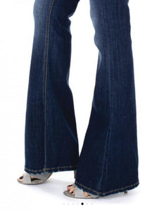Marley Flare Bottom Jeans - The Catalina Rose