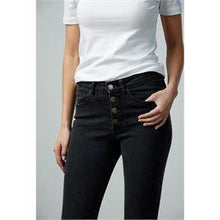 Load image into Gallery viewer, Wells Button Fly Jeans - The Catalina Rose