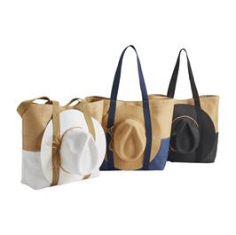 Hat and Tote Set