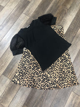 Load image into Gallery viewer, Laney Leopard Skirt - The Catalina Rose